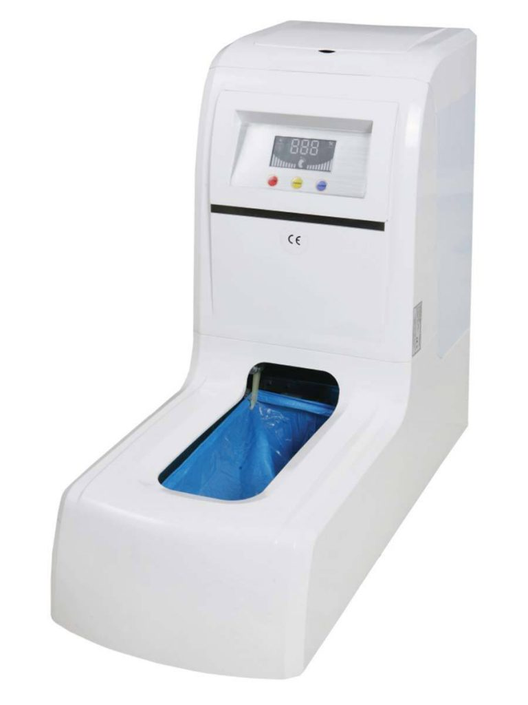 Automatic best shoe cover dispensers machine